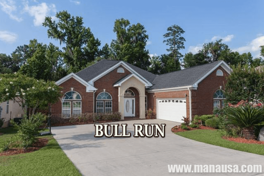 Bull Run Homes For Sales & Housing Report