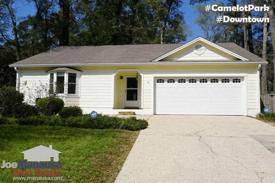Homes For Sale In Camelot Park Tallahassee, Florida