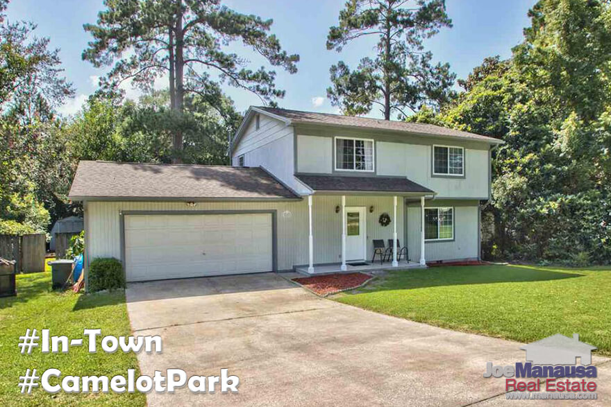 Camelot Park Tallahassee, FL Home Price Trends