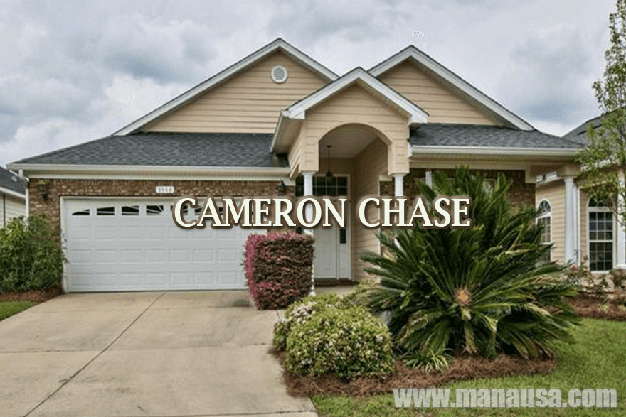 Cameron Chase Housing Report For July 2016
