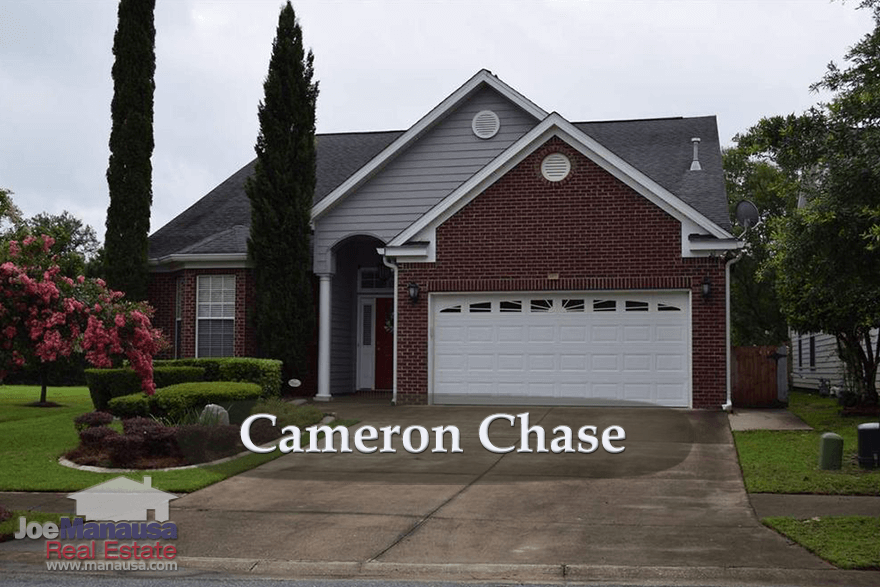 Cameron Chase Home Prices In Tallahassee, Florida