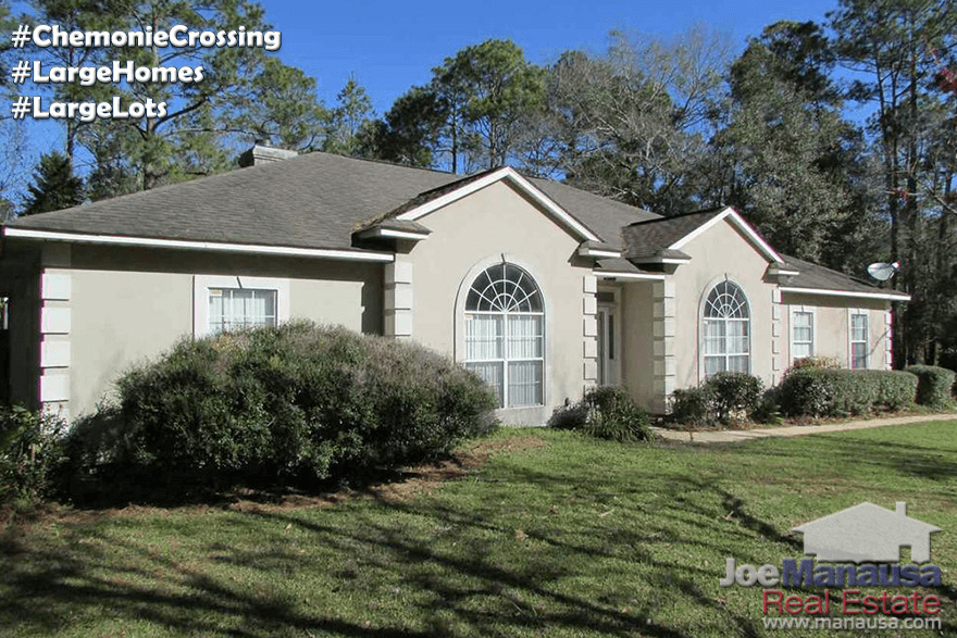 Chemonie Crossing Home Prices In Tallahassee, Florida