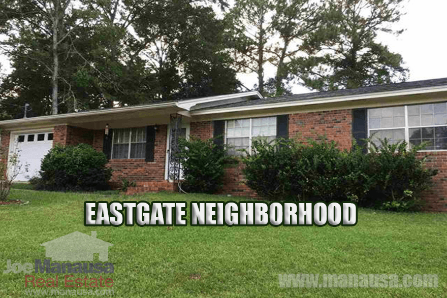 Eastgate Listings & Home Sales Report August 2016
