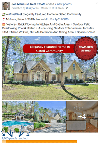 Facebook Marketing For Selling A Home In Tallahassee