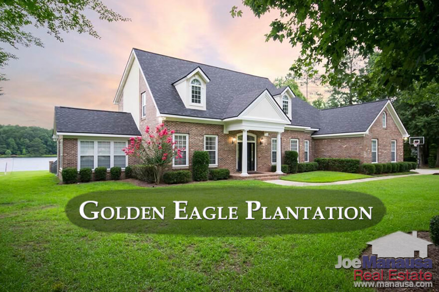 Golden Eagle Plantation Tallahassee FL Home Values