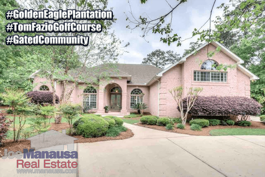 Homes For Sale In Golden Eagle Plantation