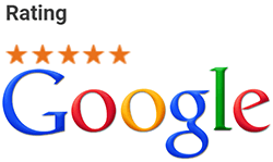 Google reviews of top real estate agents