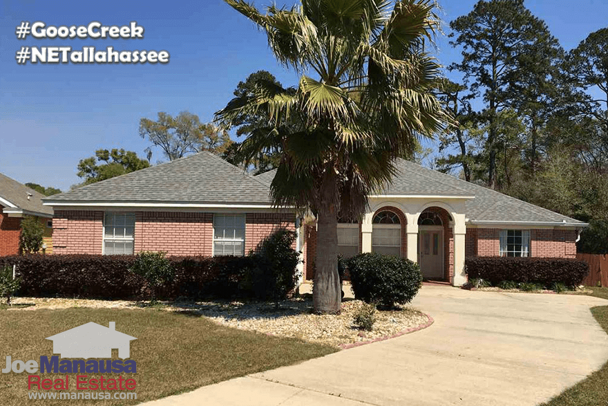 Homes For Sale In Goose Creek Tallahassee, Florida