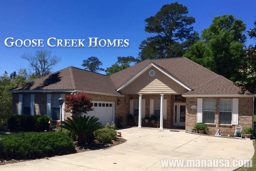 Homes for sale in Goose Creek Tallahassee, with market statistics