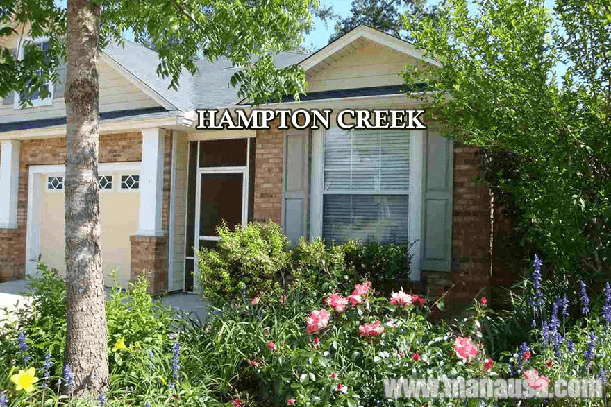Hampton Creek home sales report May 2016