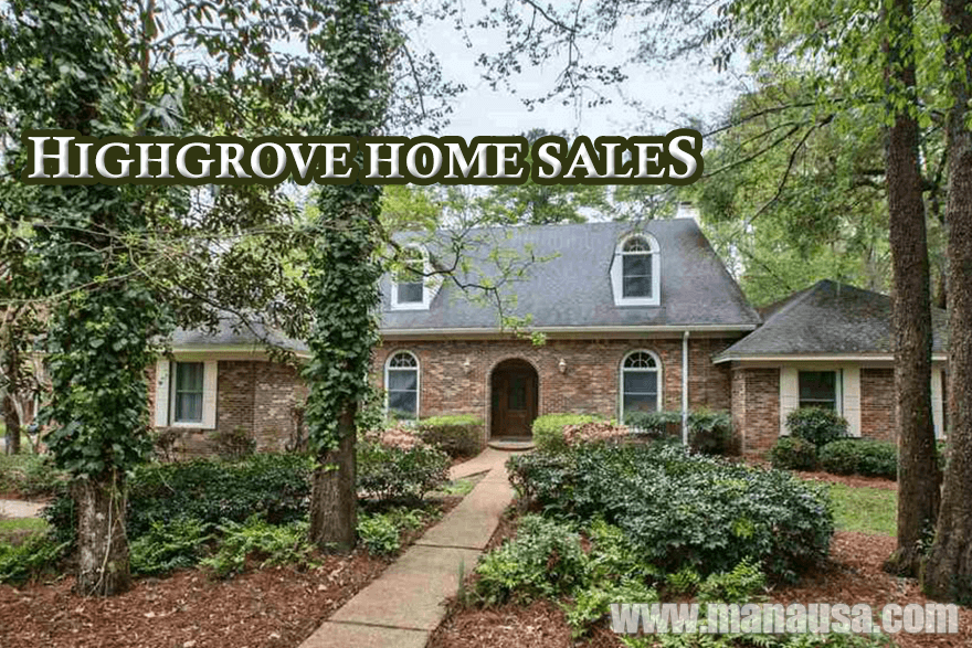 Highgrove Tallahassee Florida Real Estate Report
