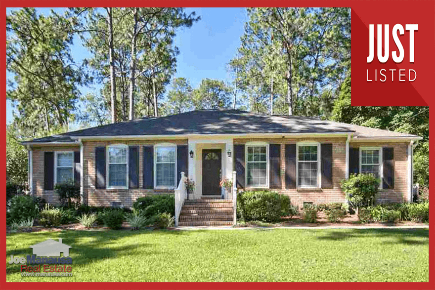 Every Single Home Just Listed For Sale In Tallahassee