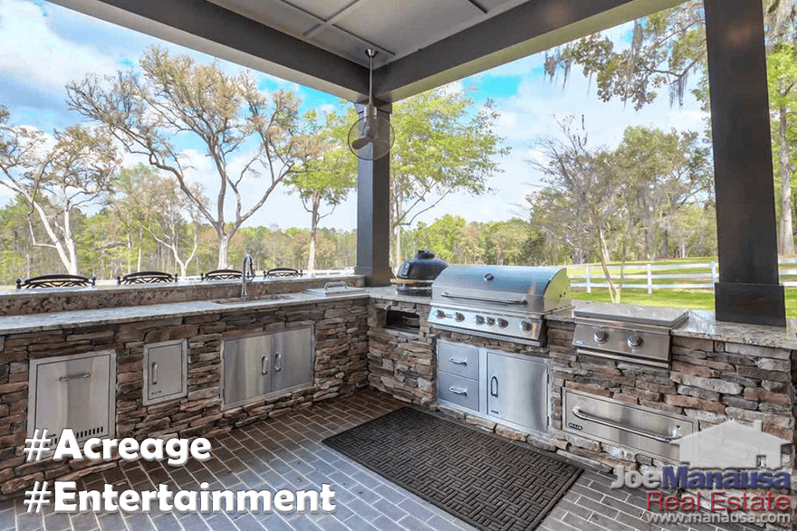 Tallahassee Homes For Sale On Acreage