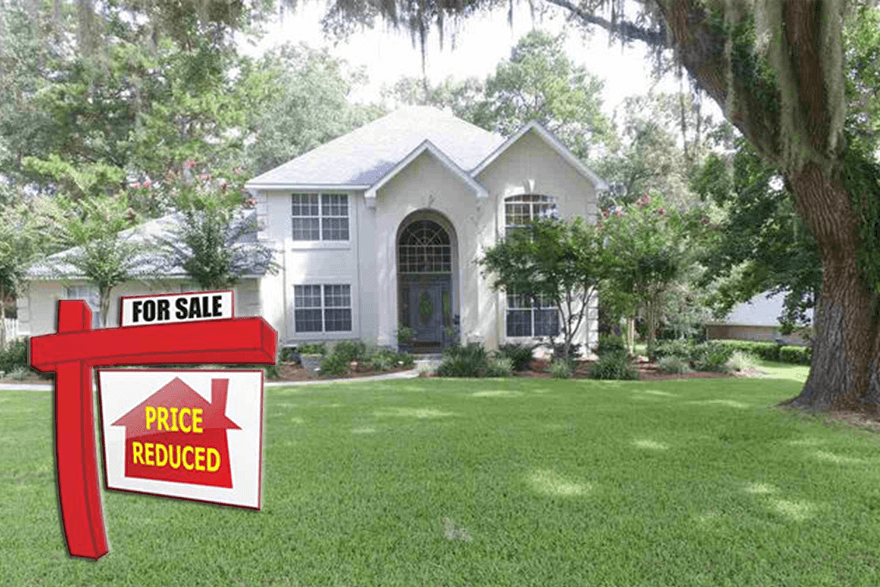 Homes For Sale In Tallahassee With Price Changes