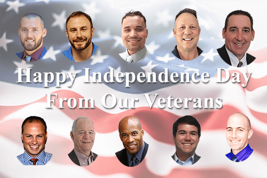 Happy 4th of July From The Veterans At Joe Manausa Real Estate