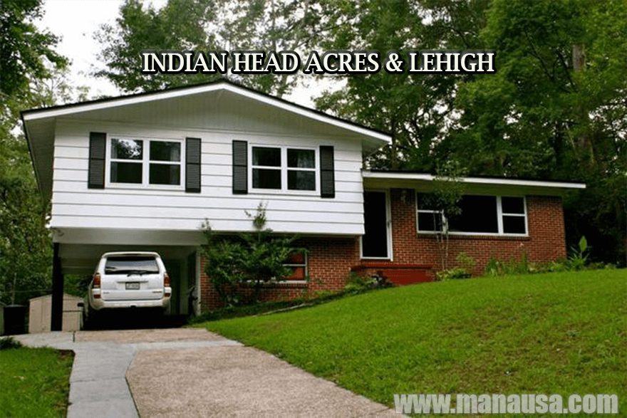 Indian Head Acres & Lehigh Listings and Housing Report July 2016
