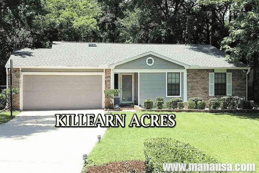 Killearn Acres Listings and Home Sales Report For The Month of July 2016