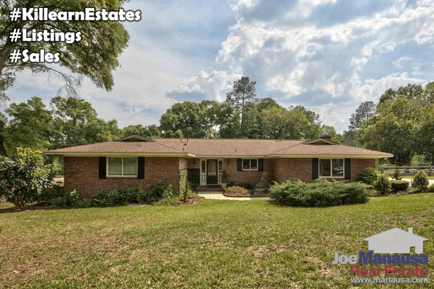 Homes For Sale In Killearn Estates Tallahassee, FL