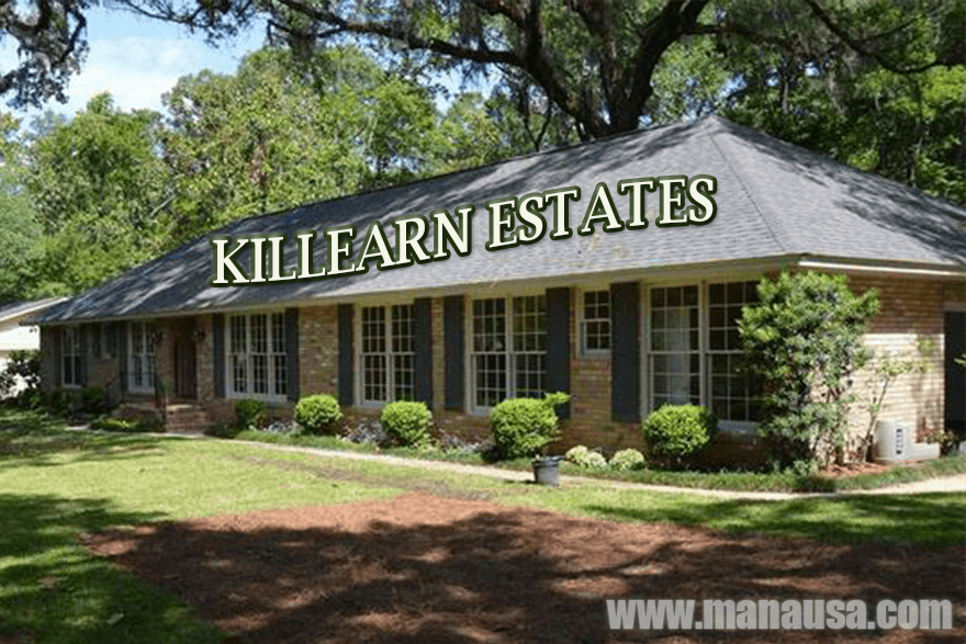 Killearn Estates Home Sales Report July 2016