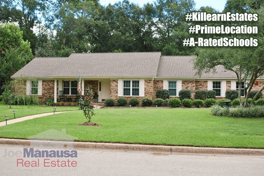 Home Price Trends In Killearn Estates