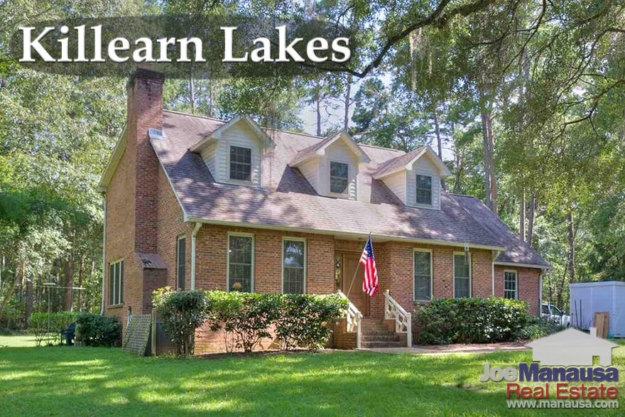Killearn Lakes Plantation Tallahassee Home Values