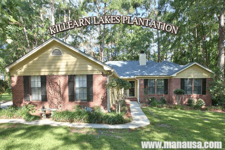 homes for sale in Killearn Lakes Plantation