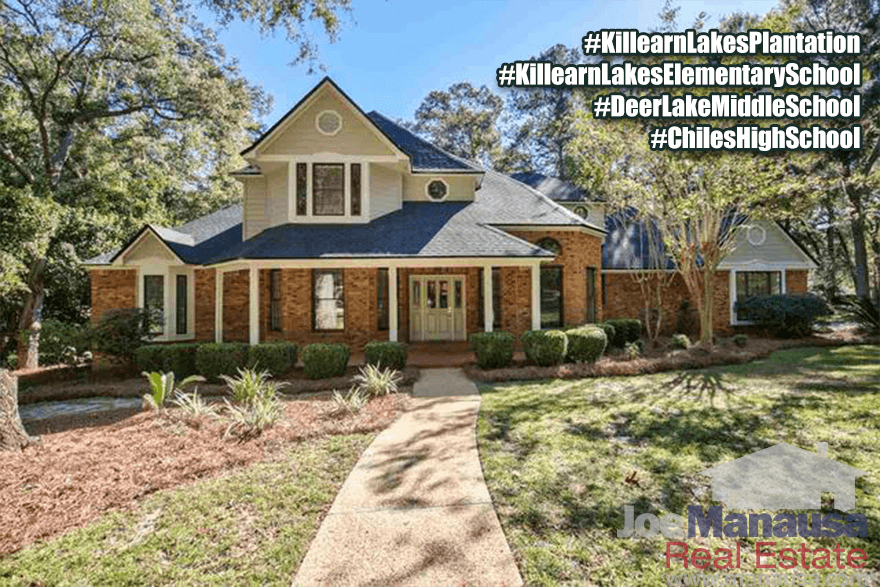 Killearn Lakes Plantation Listings And Housing Report