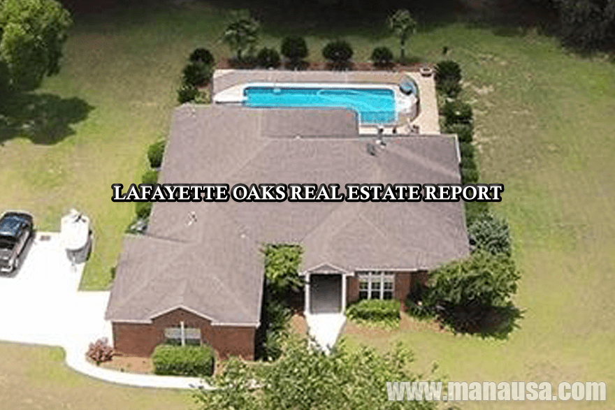 Lafayette Oaks Home For Sale And Closed Home Sales