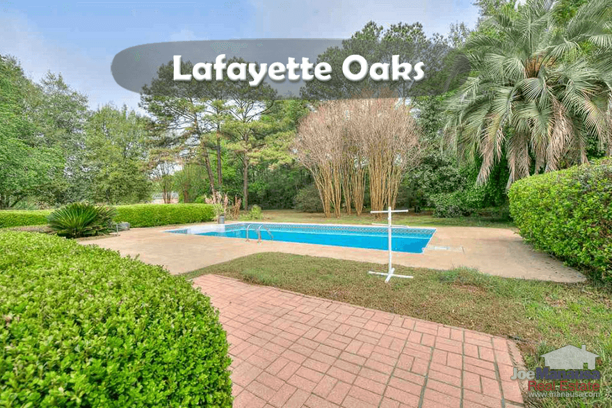 Average Home Prices In Lafayette Oaks Tallahassee, FL