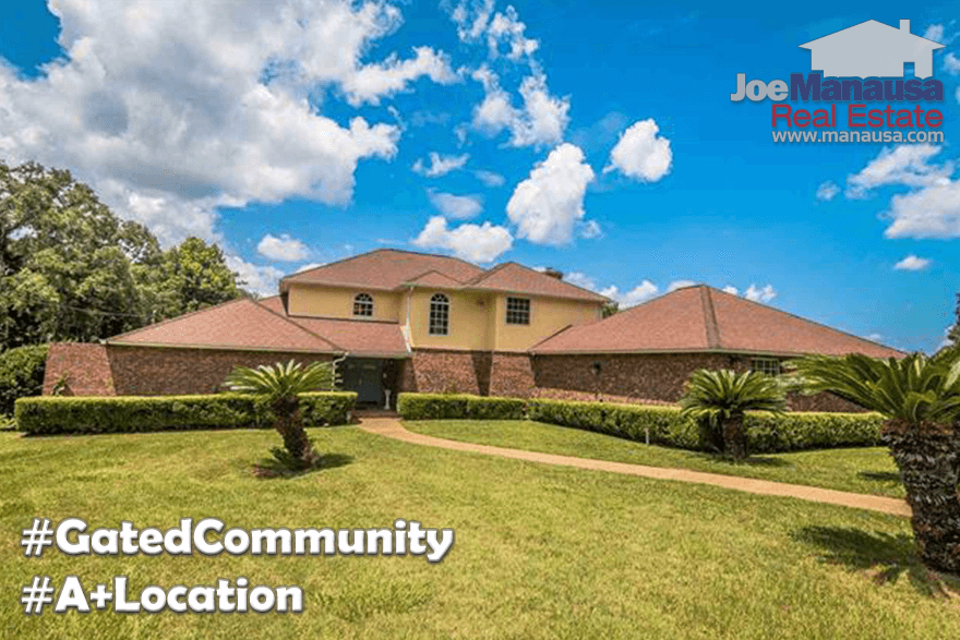 Homes For Sale In Lafayette Oaks Tallahassee, Florida