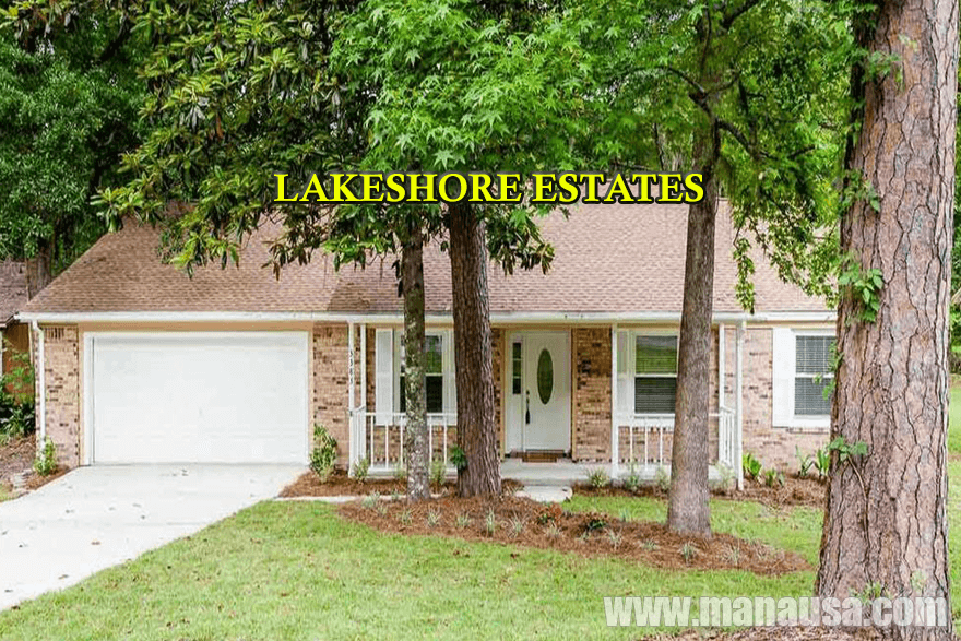 Lakeshore Estates Neighborhood Real Estate Report