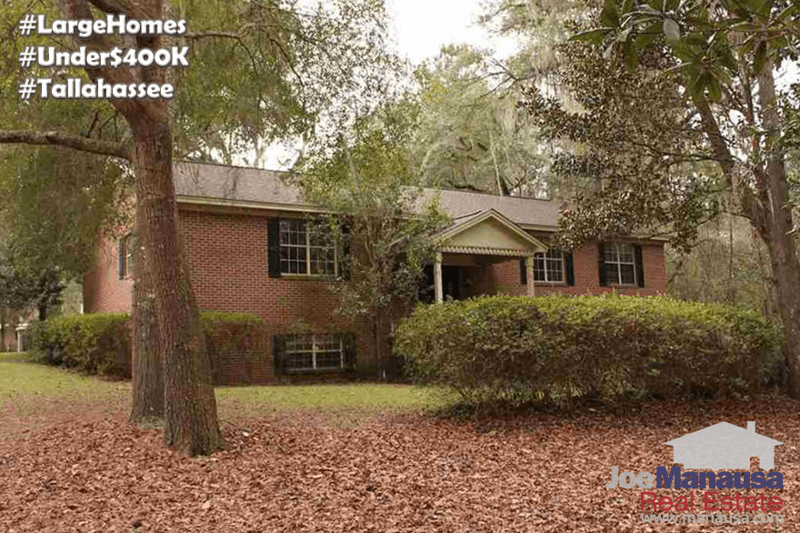 Large Homes For Sale In Tallahassee