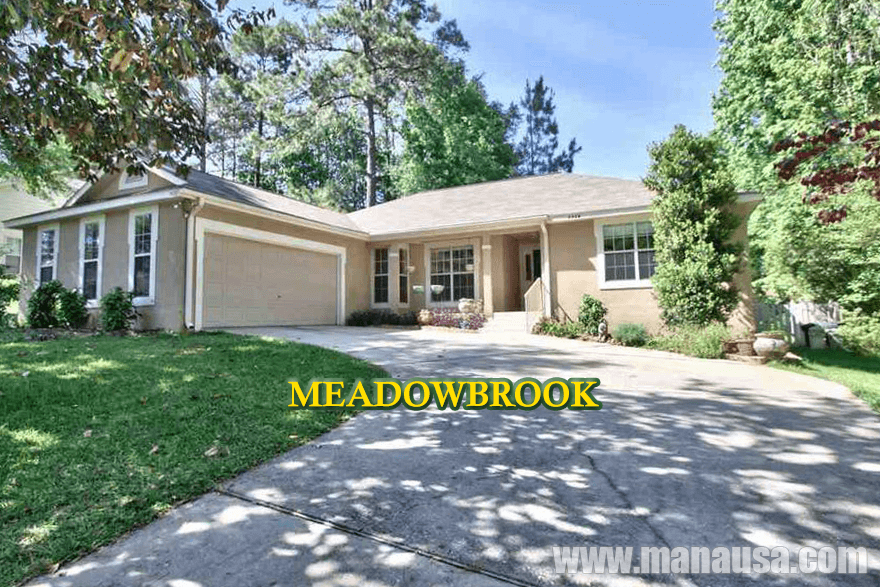 Meadowbrook Home Sale Report For June 2016