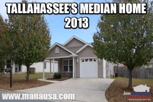 Tallahassee Median Home 2013
