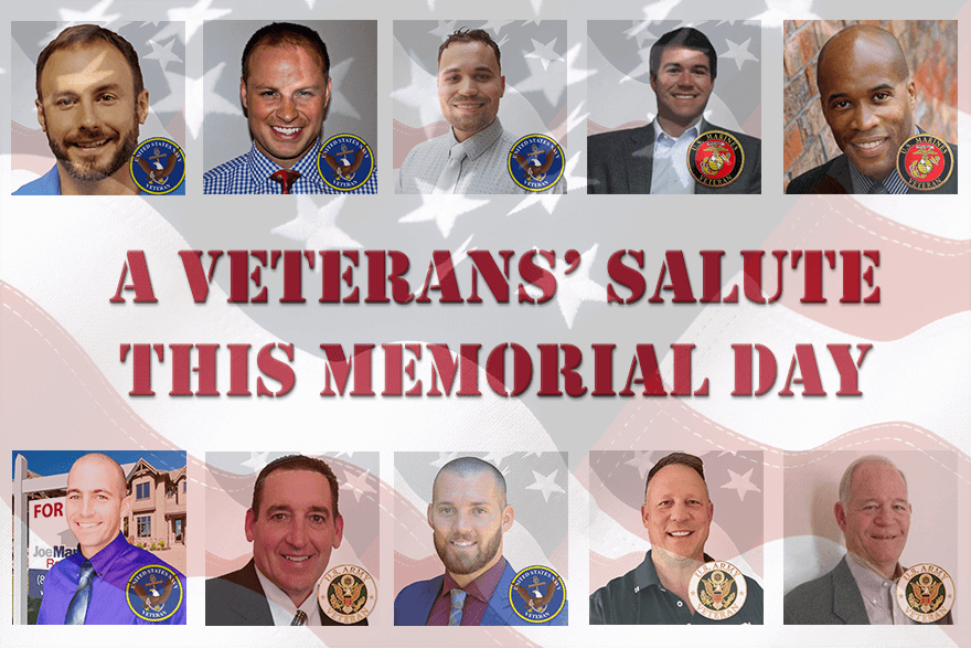 A Salute To Veterans On Memorial Day In Tallahassee, Florida
