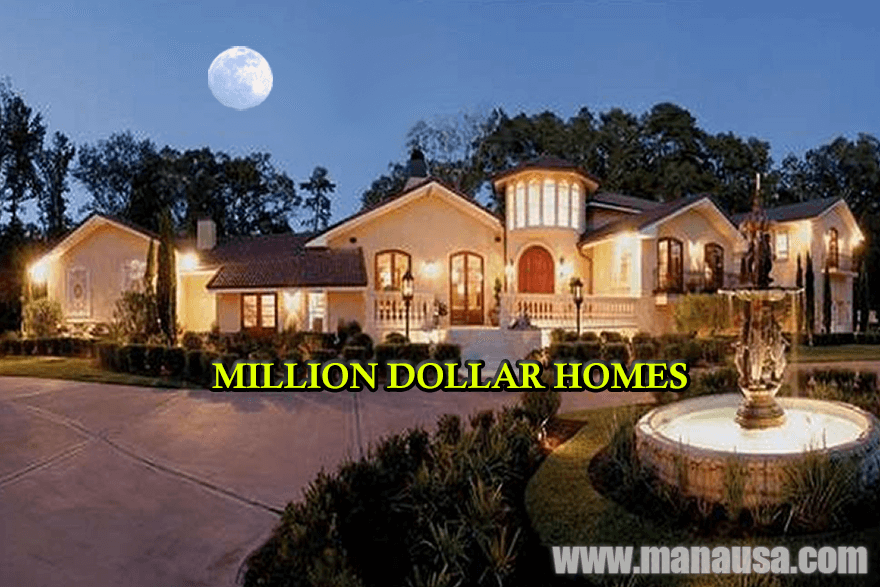 Brand new homes vs. existing million dollar homes for sale in Tallahassee, Florida