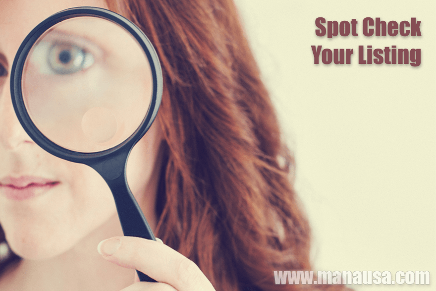 3 Tips for spot-checking your MLS Listing Information