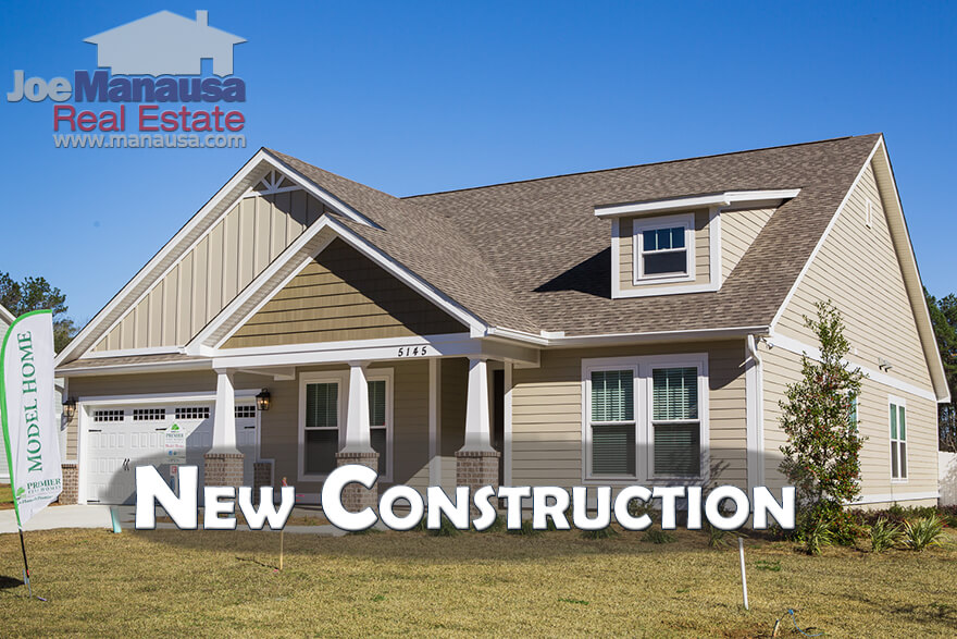 New Construction Homes For Sale In Tallahassee, Florida