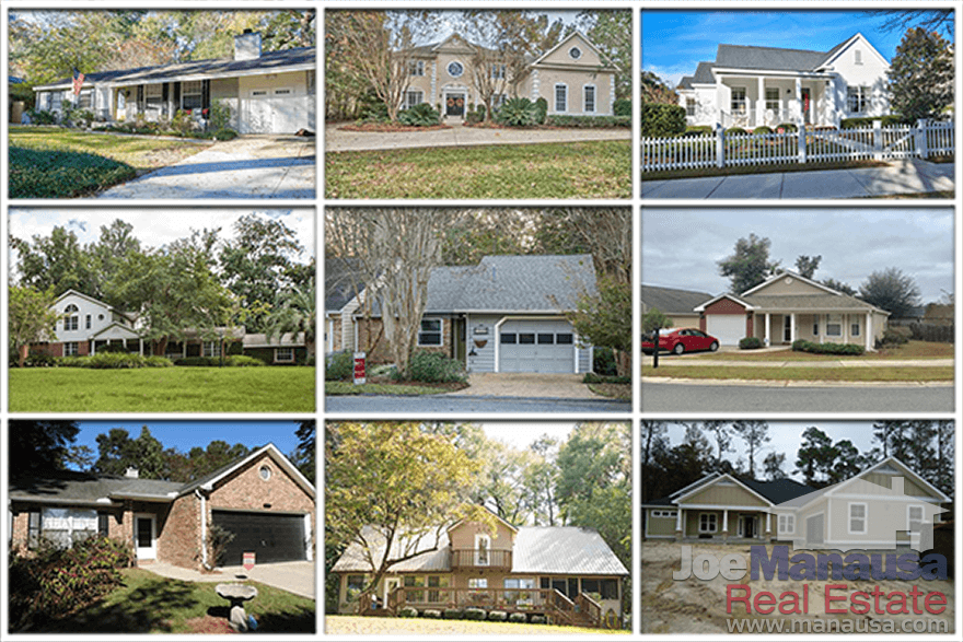 Click to see the newest home listings in the Tallahassee MLS