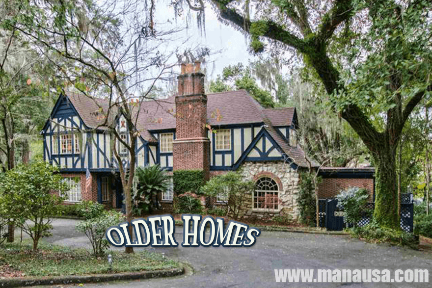 Complete list of all homes for sale in Tallahassee that were built prior to 1951