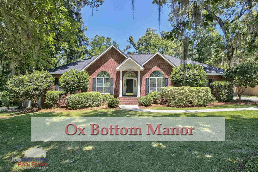 Homes For Sale In Ox Bottom Manor in Tallahassee, Florida