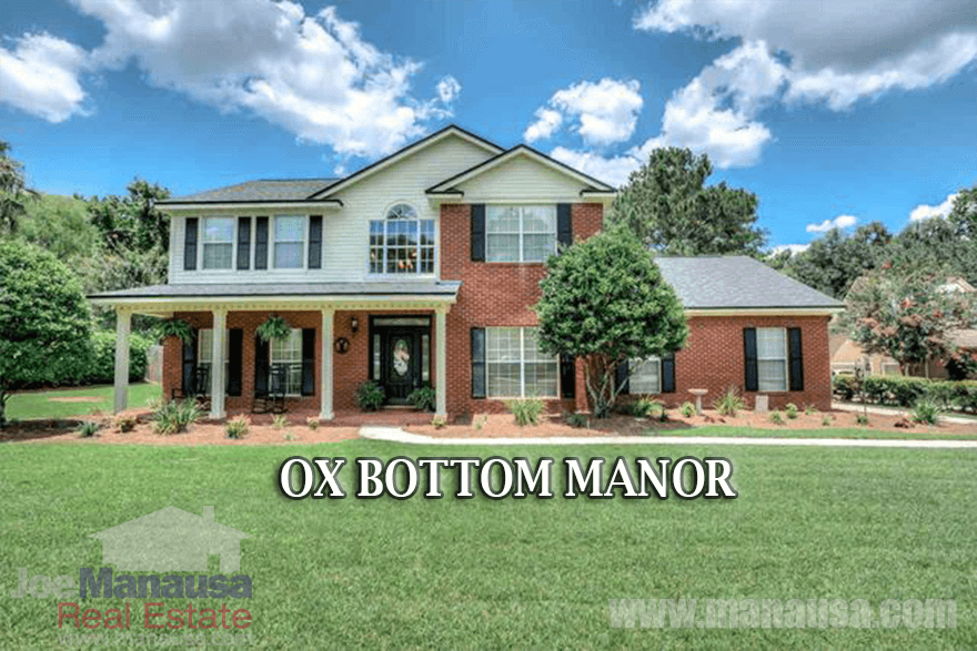 Ox Bottom Manor Real Estate Report August 2016 With Pictures And Listings