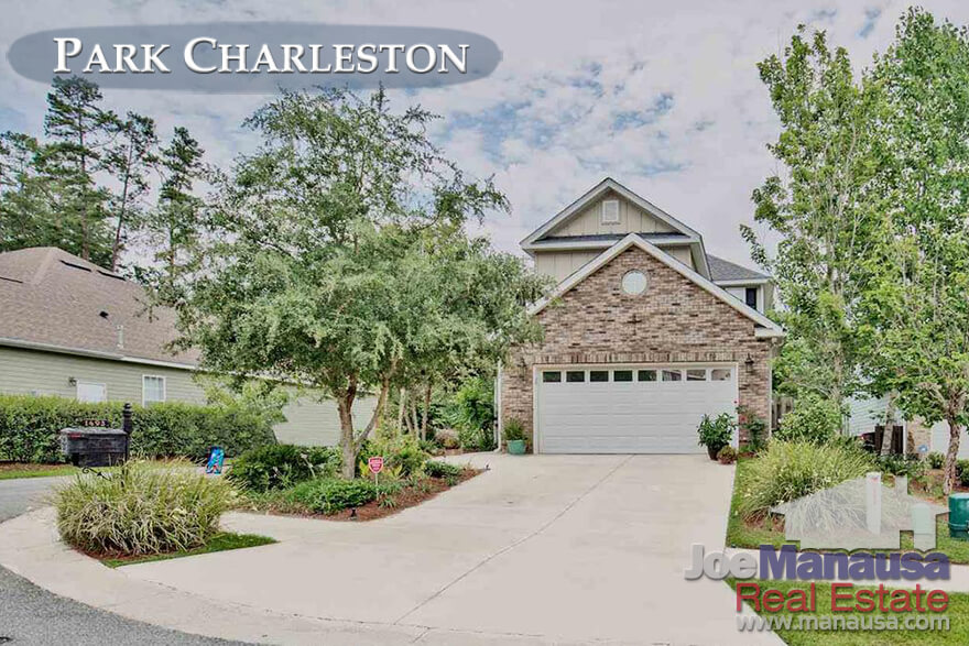Homes For Sale In Park Charleston Tallahassee, Florida