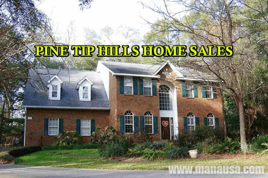 Pine Tip Hills Tallahassee Real Estate