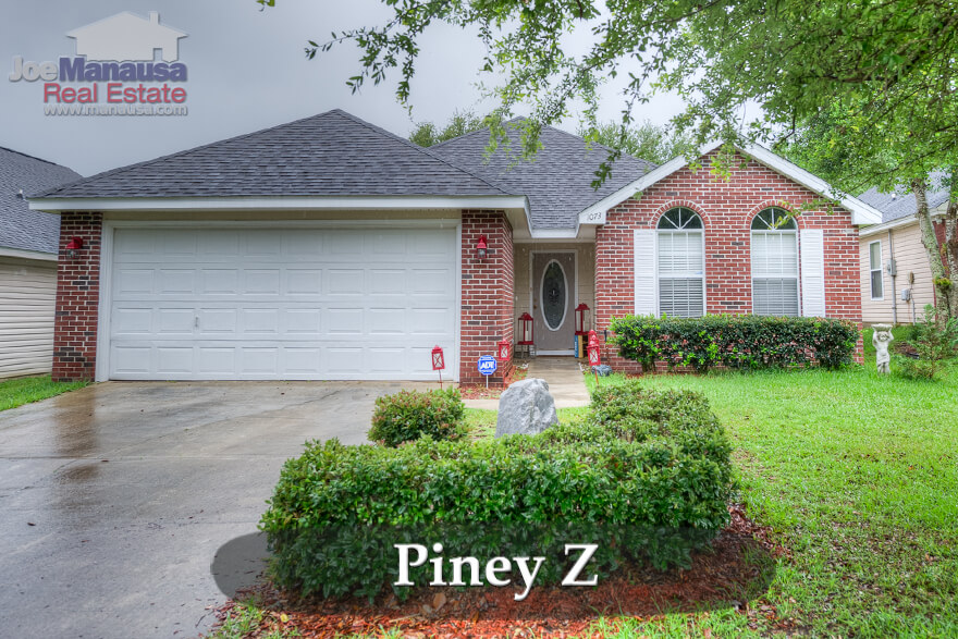 Piney Z Tallahassee, FL Home Prices
