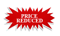 Homes for sale with recent price reductions
