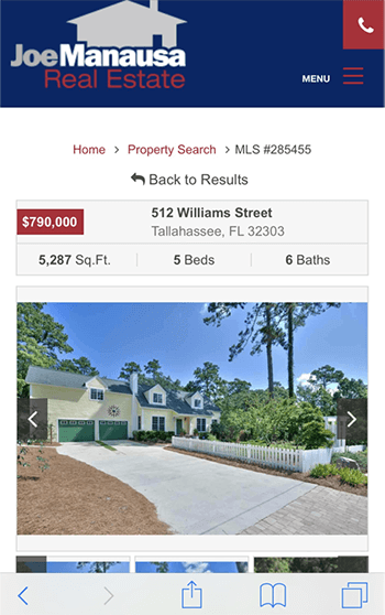 Real Estate Website Announcement - The Best Tallahassee Real Estate Website Is Getting Better