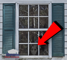 Realtor finds a ghost in a recently listed home for sale