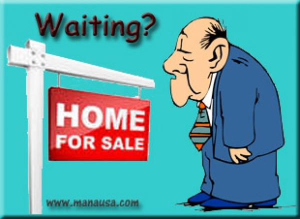 Realtor waiting for sale should not be your listing agent