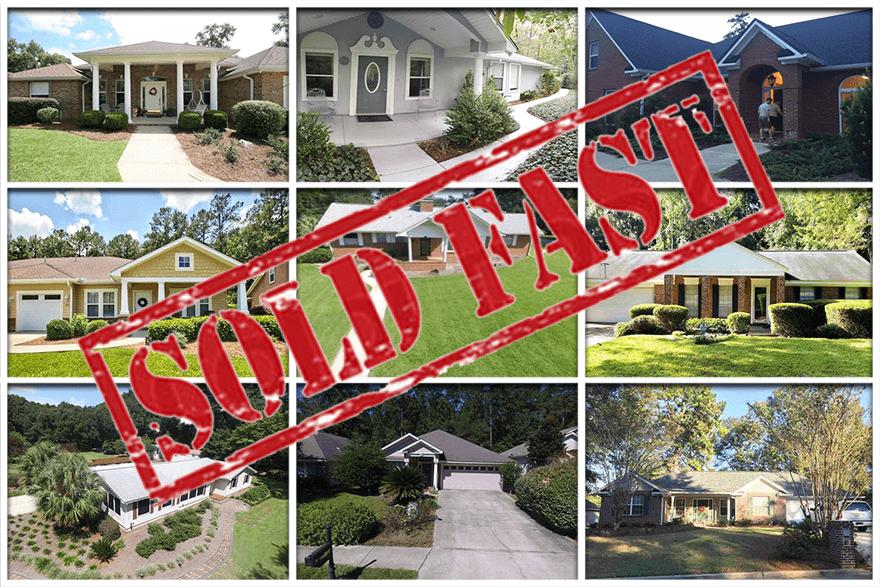 Homes sold by Joe Manausa Real Estate FAST and at TOP DOLLAR!